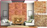 Mouldings and Profiled Timber - Beech / Oak / Hornbeam Wall Mosaic