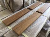 Massivholzböden - Teak, Vakuum Getrocknet, Parkett (Nut- Und Federbretter)