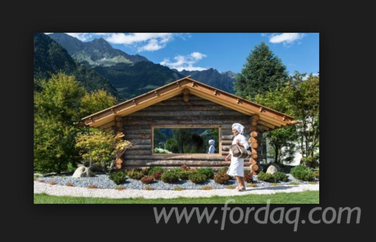 Spruce-Log