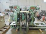 DOUBLE TENONING MACHINE BRAND BACCI MOD. TSD/CSF2