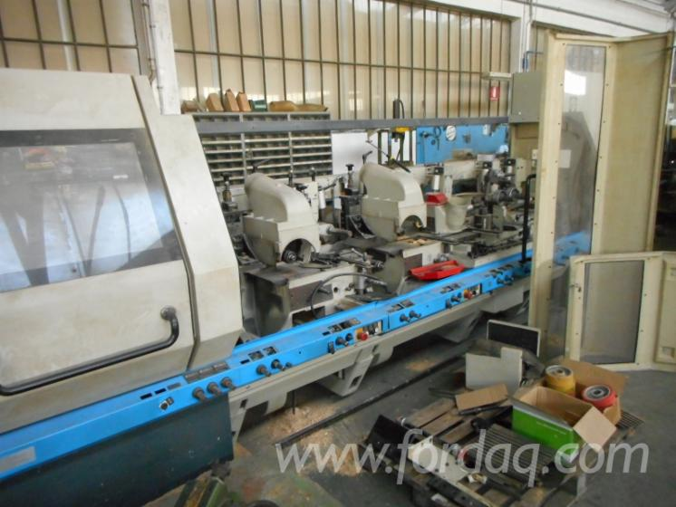 Moulding-Machines-For-Three--And-Four-side-Machining-WEINIG-UNIMAT-23-EL-%E6%97%A7