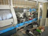 Gebraucht WEINIG UNIMAT 23 EL 1999 Kehlmaschinen (Fräsmaschinen Für Drei- Und Vierseitige Bearbeitung) Zu Verkaufen Italien