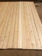 Softwood  Sawn Timber - Lumber - Siberian Larch Timber 28 mm