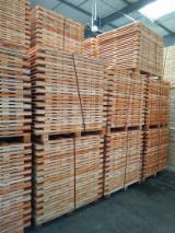 Palettes - Emballage Europe - Vend Couvercles - Cadres Nouveau Lettonie