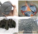 薪炭材-木材剩余物 木炭 - 木颗粒-木砖-木炭 木炭