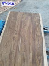 Wood Components For Sale - Raintree / Black Walnut / Wenge Slabs