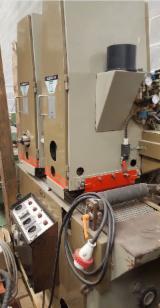 Gebraucht GHERMANDI/OMAG Clg 300 Pr 300 2nt 1998 Schleifmaschinen Mit Schleifband Zu Verkaufen Italien
