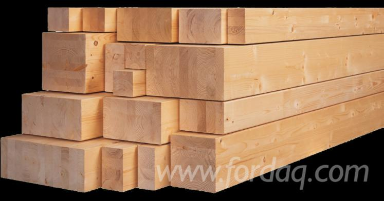 Siberian-Larch---Pine---Spruce-Laminated-Structural