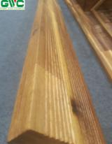 B2B Composite Wood Decking For Sale - Buy And Sell On Fordaq - Acacia Decking E2E 24 mm