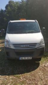 Camion - Iveco Daily 35C12 din 2007