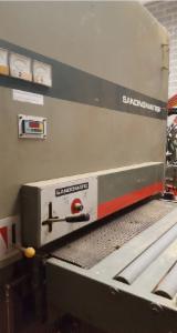 上Fordaq寻找最佳的木材供应 - CNT MACHINES SRL - 带式砂光机 Sandigmaster CSB31100 二手 意大利