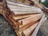 Softwood  Sawn Timber - Lumber For Sale - Siberian Larch Planks 22-50 mm