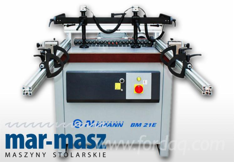 New-Stomana-BM-21E-Multi-Spindle-Drilling