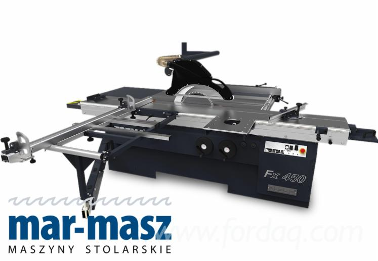 New-Rema-FX450-Format-Saw---2-Axes