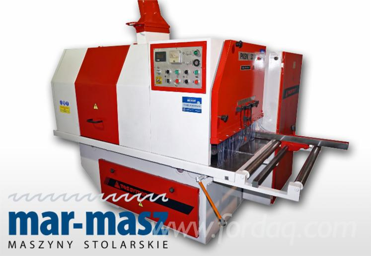 Used-TOS-Svitavy-PKSN-32B-1998-Double-And-Multi-Blade-Saws-For-Sale