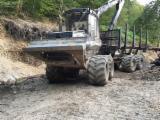 Bosexploitatie & Oogstmachines - Gebruikt Logset 10F 2015 Forwarder Frankrijk