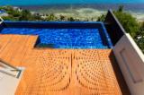 B2B WPC Terrassenböden Zu Verkaufen - Kaufen Und Verkaufen Auf Fordaq - Teak, Rutschfester Belag (1 Seite)