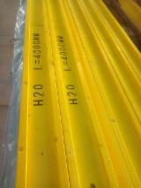 胶合梁和建筑板材 - 注册Fordaq,看到最好的胶合木提供和要求 - 工字梁, CAT, 新疆云杉