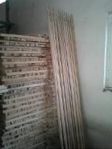 Wood Components, Mouldings, Doors & Windows, Houses - Beech Turned Wood