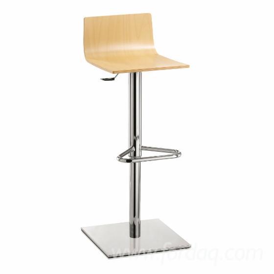 Pillo Sgabello Beech Chair
