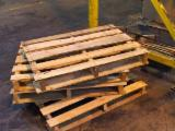 ISPM 15 Pallets And Packaging - Any Acacia / Pine Compressed Pallets