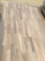 Klejone Na Krawędziach, Drewniane Panele - Fordaq  - Panele Z Litego Drewna, Akacja