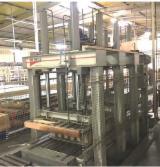 手送单板平面压机 ITALPRESSE PM/DE/1 旧 法国