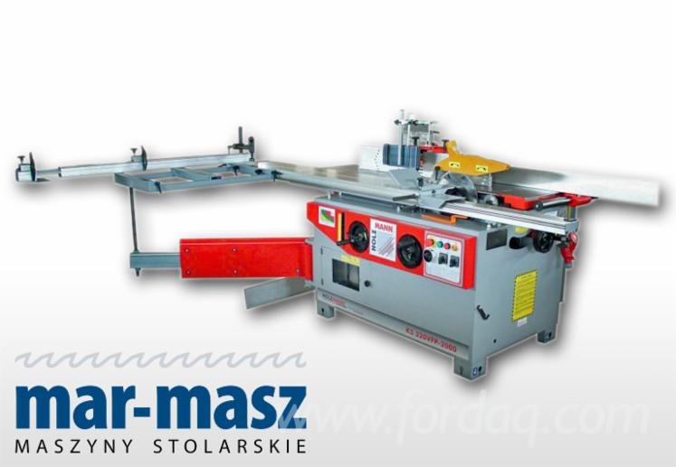 New-Holzmann-K5---320-VFP---2000-Planing---Sawing-Machines-For-Sale