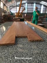 Exterior Wood Decking - Cumaru (Brazilian Teak) Flooring