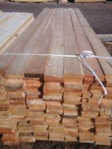 Yumuşak Ahşap  Biçilmiş Kereste - Odun Satılık - Kare Kenarlı Kereste, Sibirya Karaçam, FSC