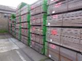 Laubschnittholz, Besäumtes Holz, Hobelware  - Balken, Azobé , FSC