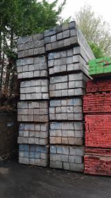 木骨架,桁架梁,边框, 翼形红铁木, FSC