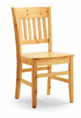 Pine - Scots Pine Contract Furniture - Veronica Pine Chair