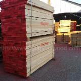 Hardwood  Unedged Timber - Flitches - Boules Demands - Beech Uneged Timber AB/ABC 18-45 mm