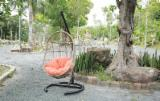 Buy Or Sell  Garden Chairs - Poly Rattan Hanging Chair