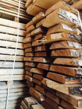 Latvia Supplies - Unedged Birch Planks KD 19+ mm