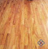 Solid Wood Flooring Vietnam - Teak Parquet 30 mm