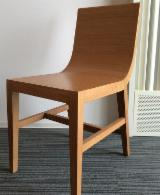 Living Room Furniture For Sale - Modern Acacia Chairs