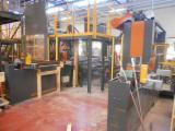 Maszyny do Obróbki Drewna dostawa - Pallet Production Line REDIS / SPIE Używane Francja