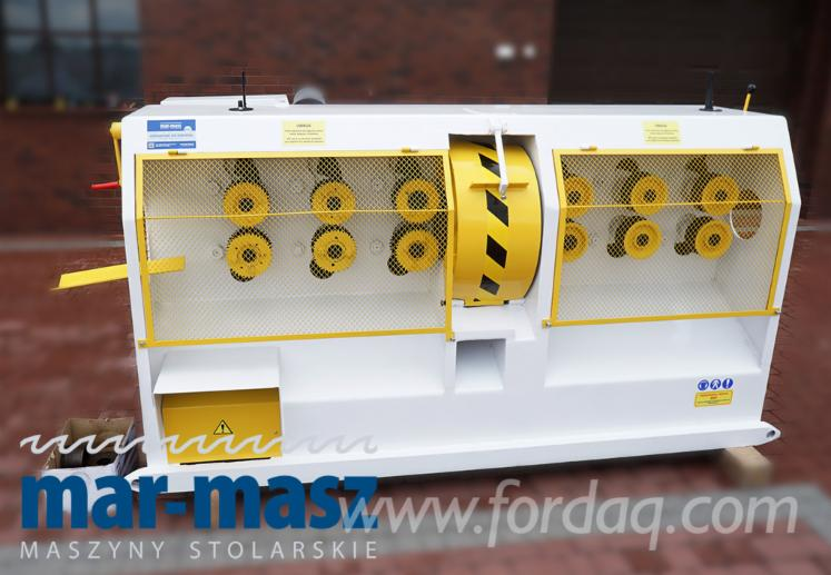 Used-SAFO--DNNA---140-1993-Construction-Timber-Planer-For-Sale