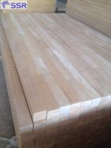 Wood Components For Sale - Rubberwood Blocks for Window Scantlings