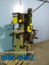 Maszyny do Obróbki Drewna dostawa - Dłutarka MASTERWOOD, dłutownica wiertarka do drewna