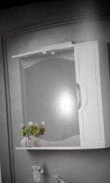 Mobiliario de baño - Venta Conjuntos De Baño Contemporáneo Otros Materiales MDF-paneel Bielorrusia