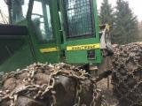 Oprema Za Šumu I Žetvu Tegljač - Tegljač John Deere 540GIII Polovna 2011 Hrvatska