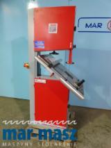 Maszyny do Obróbki Drewna dostawa - Piła taśmowa Holzmann HBS 500, pilarka do drewna wstęgowa