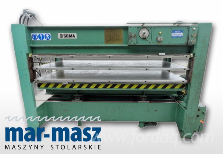 Used-SOMA-OGPWC-75-11-Hydraulic