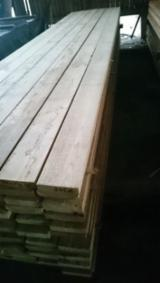 Germany Sawn Timber - Siberian Larch Boards KD 32 mm