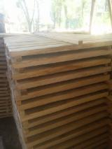 Hardwood Lumber And Sawn Timber - Oak Planks (boards) F 1 from Ukraine, Rivne Und Volin