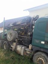 Offers - Used Scania Longlog Truck Romania