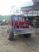 Oprema Za Šumu I Žetvu Šumarski Traktor - Šumarski Traktor -- Polovna Rumunija